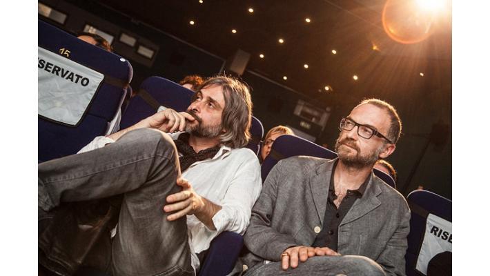 Arvat e Cerasuolo al CinemAmbiente 2013