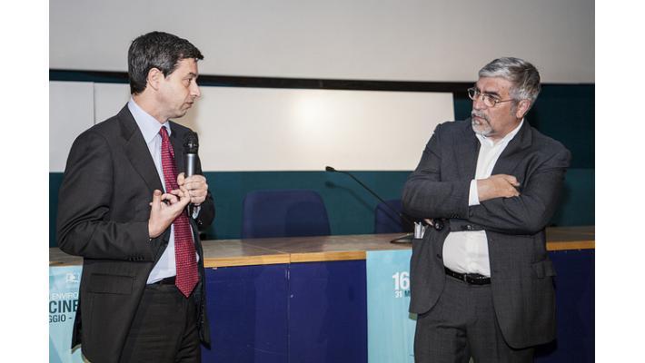 Andrea Orlando and Gaetano Capizzi