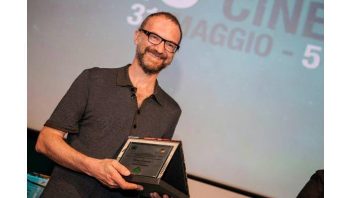 Enrico Cerasuolo miglior documentario Cinemambiente