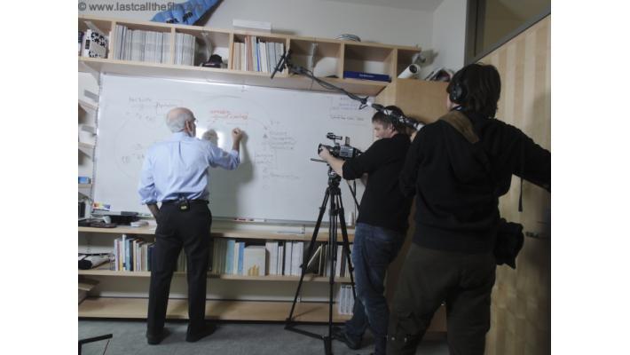 Il Prof. Stermann spiega il System Dynamics