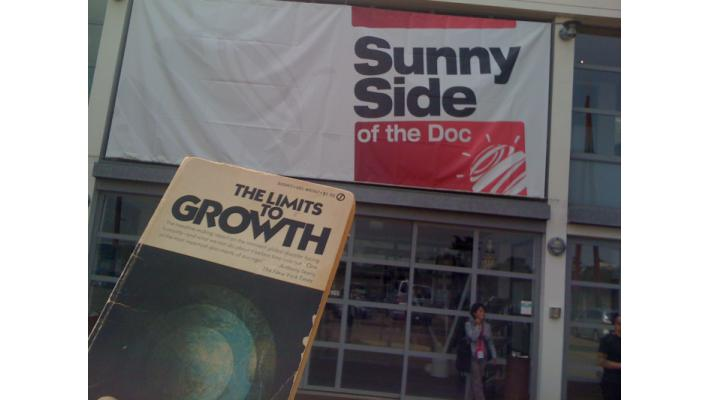 LAST CALL presented at the Sunny Side of the Doc and at the Meetmarket in Sheffield